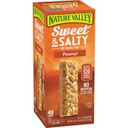 Nature Valley® Sweet & Salty Nut Granola Bars, Peanut, 48 Count (220-00449)