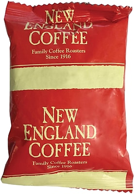 New England Coffee Colombian Excelso Blend® 2 oz, 42/CT (RFC21149)