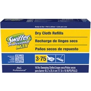 Swiffer® Sweeper Max Dry Cloth Refills, 16 Cloths/Pack