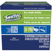 Swiffer® Sweeper Disposable Refill Cloths, 32/Pack