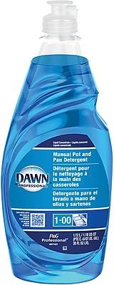 Dawn Professional Manual Pot and Pan Detergent, Original, 38 oz.