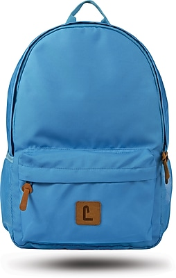 """Staples Sixteen 60 18"""" Backpack, Teal, 5.51""""W x 17.71""""H x 11.81""""D (52404)"""