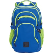 "Staples Pembroke 18"" Backpack, Blue, 6.88""W x 18.11""H x 12.20""D (52420)"