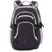 "Staples Pembroke 18"" Backpack, Black, 6.88""W x 18.11""H x 12.20""D (52421)"