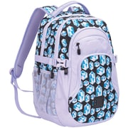 "Staples Pembroke 18"" Backpack, Gem Pattern, 6.88""W x 18.11""H x 12.20""D (52425)"