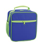 "Staples Kids Lunch Bag, Blue, 8.26""W x 9.45""H x 4.33""D (52440)"