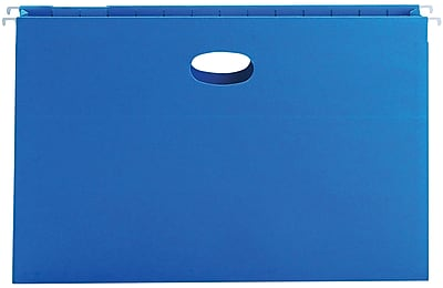 Smead Hanging File Pocket with Tab, 2