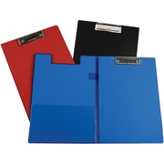 """C-Line® Clipboard Folder for 8 1/2""""x11"""" sheets, Assorted Colors, bundle of 6 (CLI30600)"""