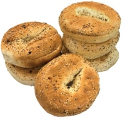 Fresh Everything Bagels, 6 Count (900-00009)