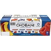 Chobani Greek Yogurt Variety Pack, 16/Pack (902-00001)