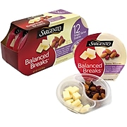 Sargento Balanced Breaks Cheese Single Serve Snack Mix, 12/Pack (902-00006)