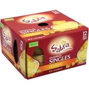 Sabra Classic Singles, 2 oz, 12 Count (902-00013)