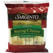 Sargento Light String Cheese, 28 Count (902-00020)