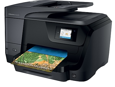 HP OfficeJet Pro With Page5000 All-in-One Wireless InkJet Printer, Up to 2 Years of Ink, (M9L65A)