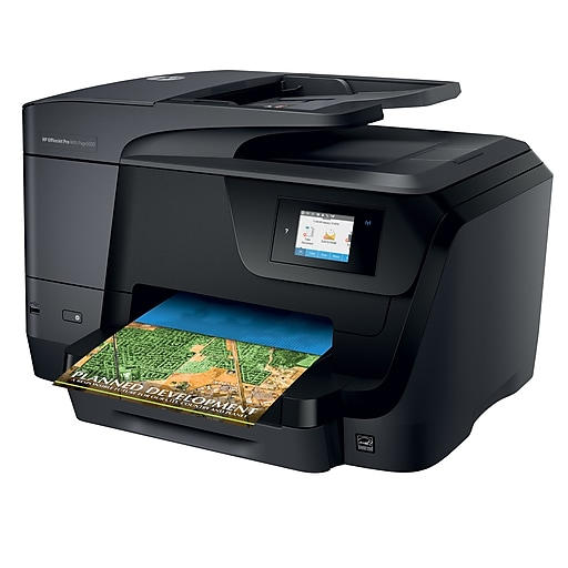 hp officejet pro with page5000 all in one printer no compromise
