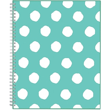 2018-2019 Blue Sky 8.5x11 Weekly/Monthly Planner, Penny (105943-A19)