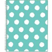 "2018-2019 Blue Sky Weekly/Monthly Planner, Penny, 8-1/2"" x 11"" (105943-A19)"