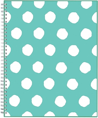 2018-2019 Blue Sky Weekly/Monthly Planner, Penny, 8-1/2