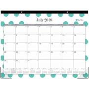 2018-2019 Blue Sky 22x17 Monthly Desk Pad Calendar, Penny (105958-A19)