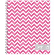 2018-2019 Dabney Lee for Blue Sky 8.5x11 Weekly/Monthly Planner, Ollie Pink  (BSK-100287-A19)