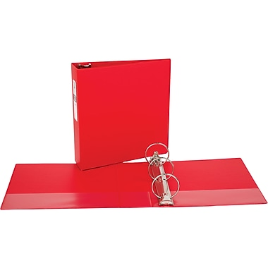 Avery® Economy Binder with Round Rings, 3