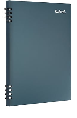 Oxford® Stone Paper Notebook, 8.5