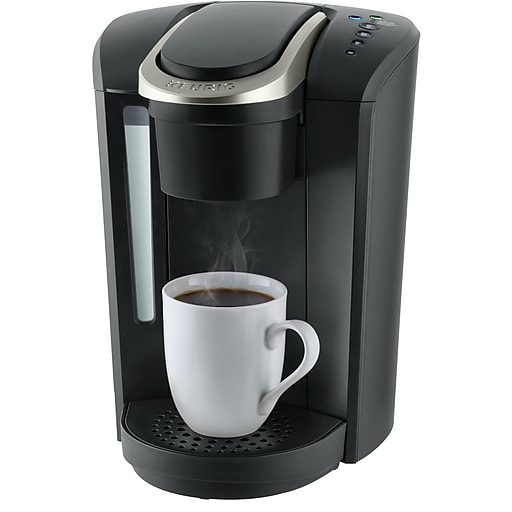 Keurig K Select Single Serve K Cup Pod Coffee Maker Matte Black