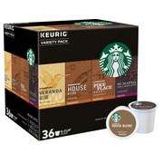 Keurig® K-Cup® Starbucks Coffee Variety Pack, 36 Count (121658)