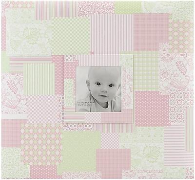 MBI Baby Post Bound Album W/Window 12