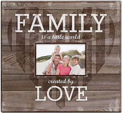 MBI Family Love Post Bound Album W/Window 12