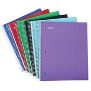 "Staples 5 Subject Notebook, 8-1/2"" x 11"", Each (10467M-CC)"