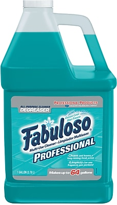 Fabuloso® All Purpose Cleaner, Ocean Cool Scent, 1 Gallon, 4Ct