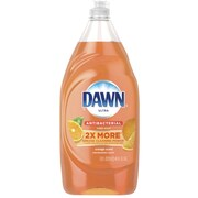 Dawn Ultra Antibacterial Dishwashing Liquid, Orange Scent (74704)