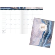 """AT-A-GLANCE® Sapphire Academic Monthly Planner, 12 Months, July Start, 8 1/2"""" x 11"""", Multicolor (1106-091A-19)"""