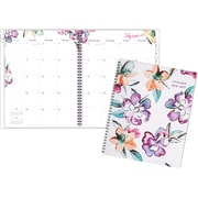 """AT-A-GLANCE® June Academic Monthly Planner, 12 Months, July Start, 8 1/2"""" x 11"""", Multicolor (1012-900A-19)"""
