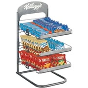 Kellogg's Breakroom Solution Rack with Kellogg's Snack Products (KEE12021)