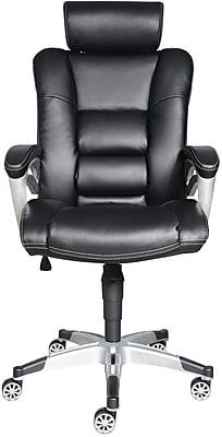sealy posturpedic droman executive chair staples rh staples com sealy office chair parts sealy posturepedic office chair