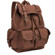 "Staples Rutland Backpack, Brown, 7.08""W x 16.92""H x 14.57""D (52419)"