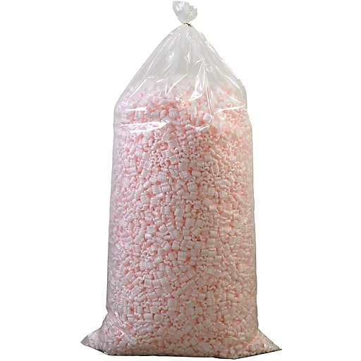 Partners Brand Anti-Static Loose Fill Packing Peanuts, 7 Cubic Feet (7NUTSAS)