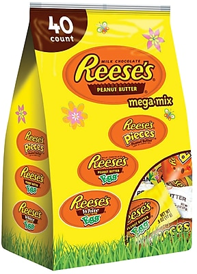 REESE'S Easter Assortment, 40 Count, 22.46 oz 2071457