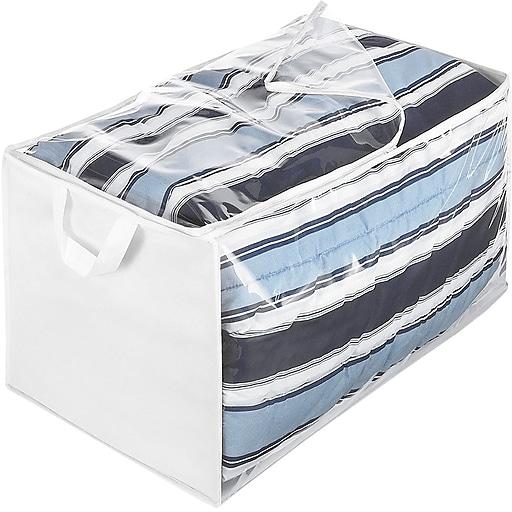 "Whitmor Jumbo Storage Bag, 15.5""H x 29""W x 17.5""L (6044-137)"