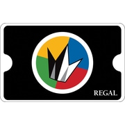Regal Gift Card $50 (Email Delivery)