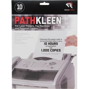 Read Right Pathkleen Laser Printer Cleaning Sheets, 10 Sheets/Pk