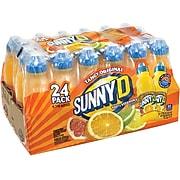 Sunny D Tangy Original, 11.3 Fl oz. 24/Pack (209-02554)