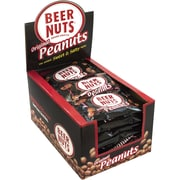 Beer Nuts Original Peanuts, 1.25 oz, 24 Count (209-02555)