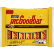 Hershey's MR. GOODBAR 6-Pack, 2 Pack (246-01027)