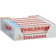Toblerone Bar, White Chocolate, 3.5 oz., 20/Pack (304-00027)