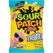 Sour Patch Kids Tropical, 8 oz, 12 Count (304-00043)