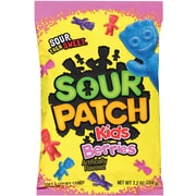 Sour Patch Kids Berries, 7.2 oz, 12 Count (304-00044)