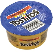 Tostitos Nacho Cheese Dip To-Go Cups, 3.6 oz., 30/Pack (295-00069)